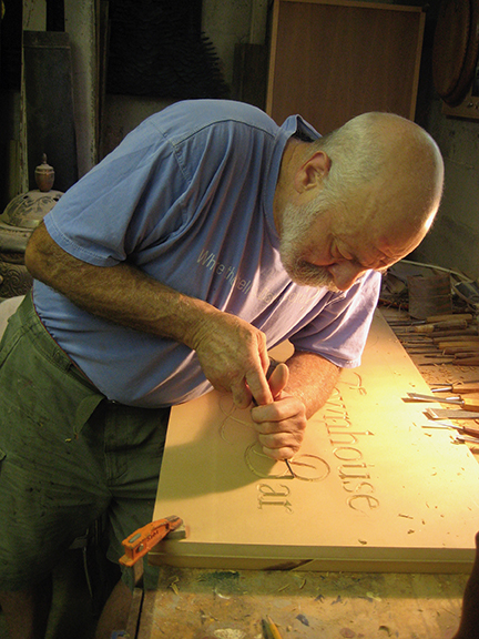Photo of Woodworker Neal Widett
