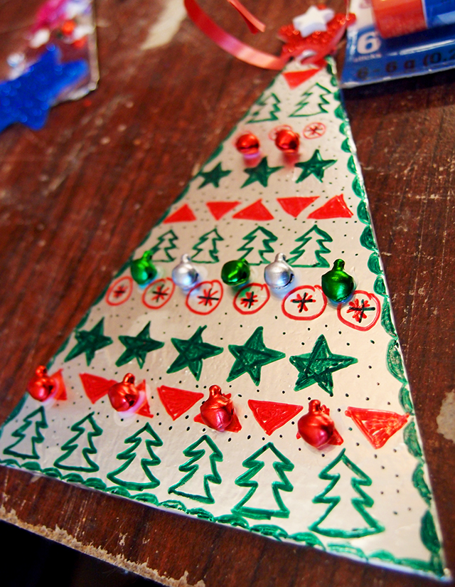 Holiday Ornaments for Children