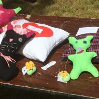 Puppet making summer