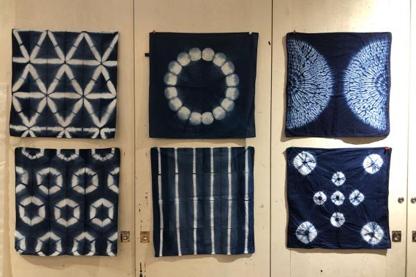 Basic Shibori Dyeing 1W20 | The Eliot School of Fine