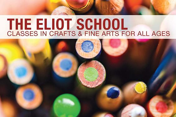 Eliot School catalog Fall 2019-Winter 2020