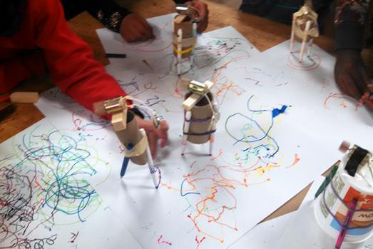 doodling_robots