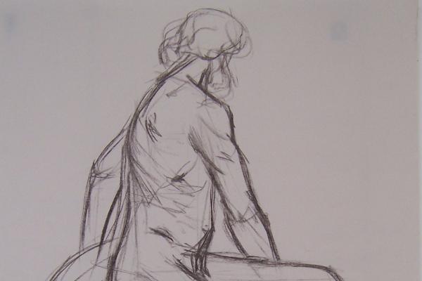 Figure Drawing Intensive 1f19 The Eliot School Of Fine