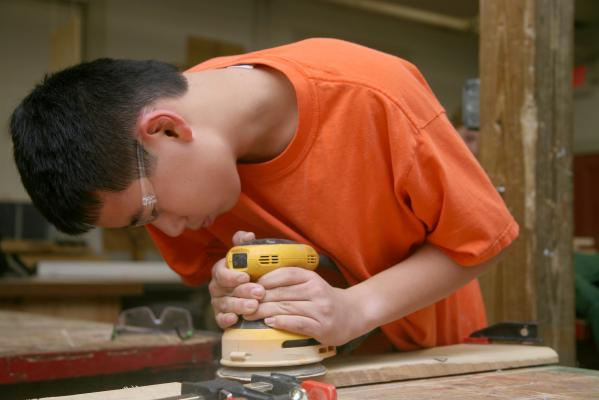 Teen Woodworking II