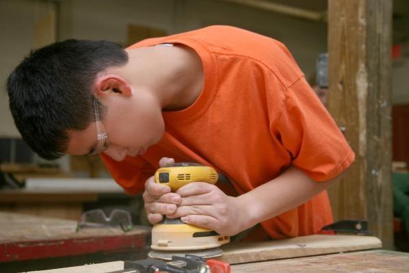Teen Woodworking II